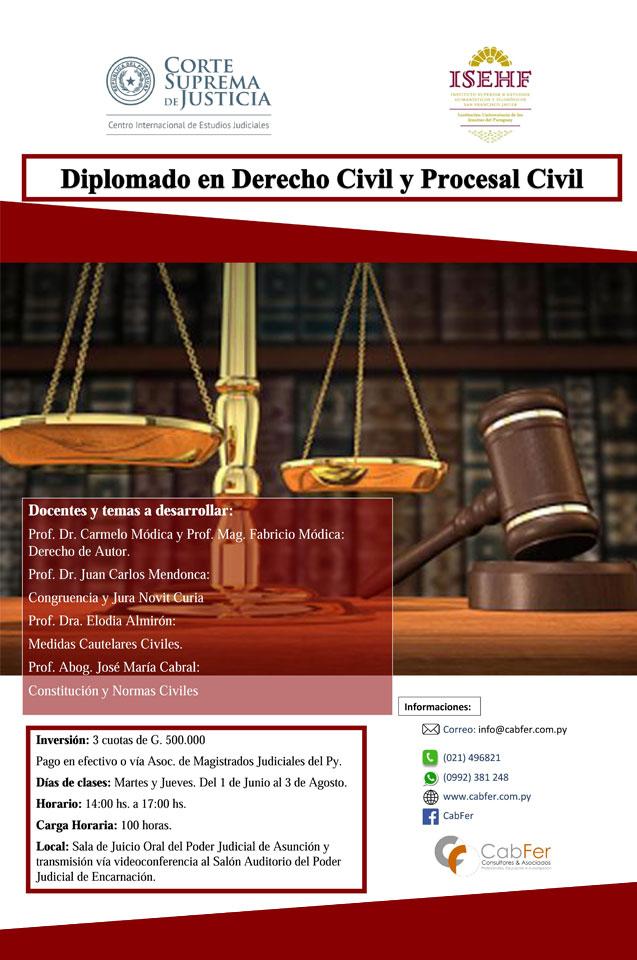 DiplomadoCivilyProcesalCivil-w